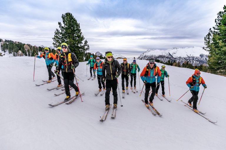La Sportiva Mountain Attack Team